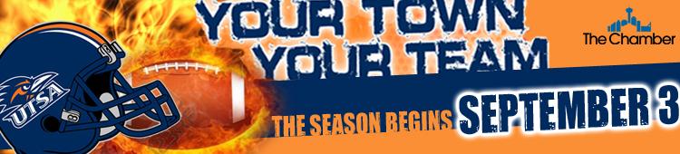 Your Town - Your Team UTSA Football